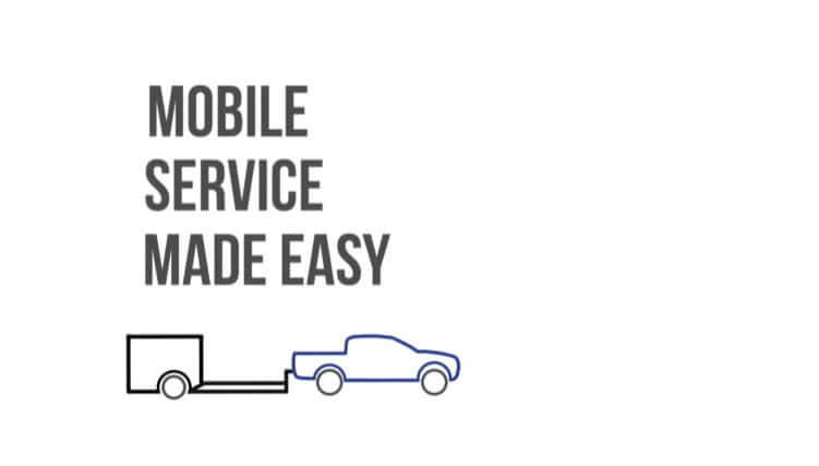 The OES Company, Inc. introduced a new Mobile Service Bay